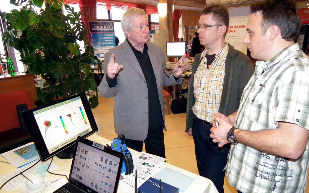 """22. mezinárodní konference """"Měřicí technika pro kontrolu jakosti"""""""
